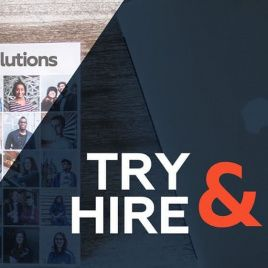 TRY & HIRE: Safeguard Your Business in Turbulent Times